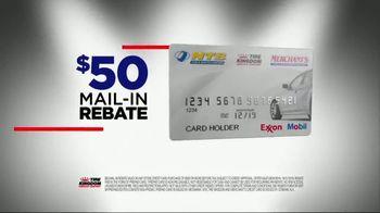 Tire Kingdom Big Brands Bonus Month TV Spot, 'Michelin Rebate' - Thumbnail 8