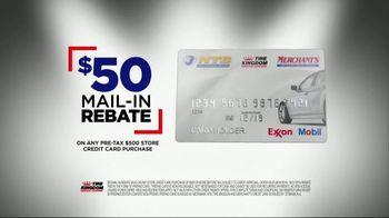 Tire Kingdom Big Brands Bonus Month TV Spot, 'Michelin Rebate' - Thumbnail 9