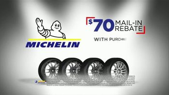National Tire & Battery Big Brands Bonus Month TV Spot, 'Michelin Tires' - Thumbnail 4
