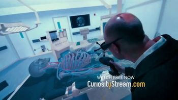 CuriosityStream TV Spot, 'Dream the Future' - Thumbnail 2