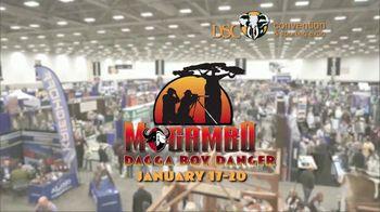 2019 DSC Convention & Sporting Expo TV Spot, 'Mogambo'