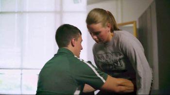 Slippery Rock University TV Spot, 'Remember When You Were Told You to Sit Still?' - Thumbnail 7