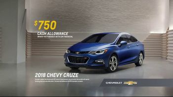 2018 Chevrolet Cruze TV Spot, 'All of the Features' [T2] - Thumbnail 10