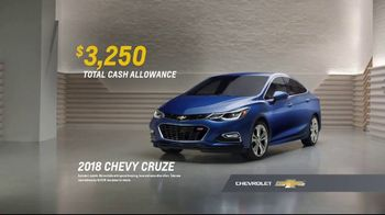 2018 Chevrolet Cruze TV Spot, 'All of the Features' [T2] - Thumbnail 8