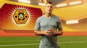 Honey Nut Cheerios Good Rewards TV Spot, 'Gronk + Gronk Nation Youth Foundation' - Thumbnail 1