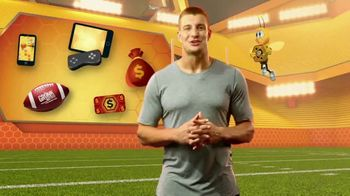 Honey Nut Cheerios Good Rewards TV Spot, 'Gronk + Gronk Nation Youth Foundation' - Thumbnail 4