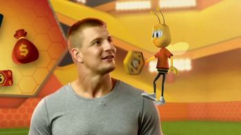 Honey Nut Cheerios Good Rewards TV Spot, 'Gronk + Gronk Nation Youth Foundation' - Thumbnail 5