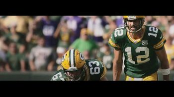 NFL TV Spot, 'Ready, Set, NFL: Aaron Rodgers' - 93 commercial airings