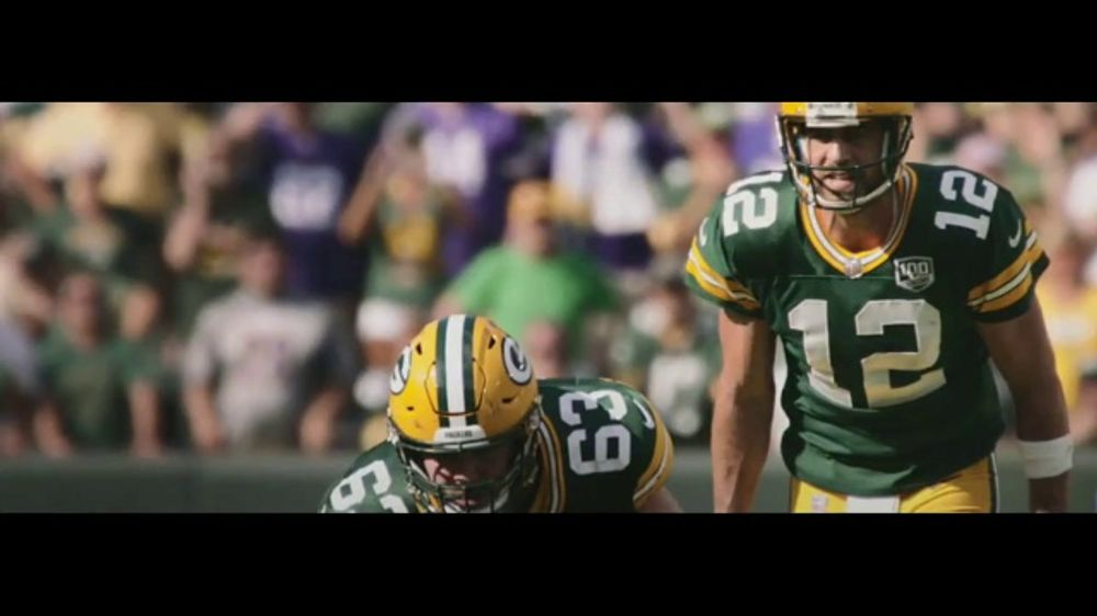 NFL TV Commercial, 'Ready, Set, NFL: Aaron Rodgers'