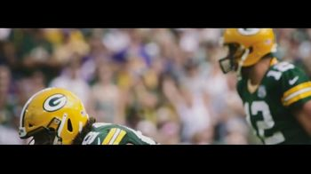 NFL TV Spot, 'Ready, Set, NFL: Aaron Rodgers' - Thumbnail 1