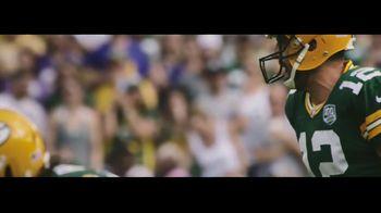NFL TV Spot, 'Ready, Set, NFL: Aaron Rodgers' - Thumbnail 2