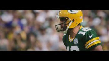 NFL TV Spot, 'Ready, Set, NFL: Aaron Rodgers' - Thumbnail 3