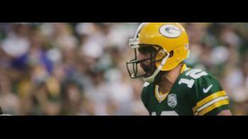 NFL TV Spot, 'Ready, Set, NFL: Aaron Rodgers' - Thumbnail 4