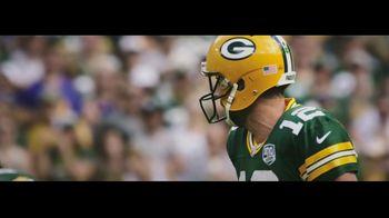 NFL TV Spot, 'Ready, Set, NFL: Aaron Rodgers' - Thumbnail 5