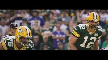 NFL TV Spot, 'Ready, Set, NFL: Aaron Rodgers' - Thumbnail 6