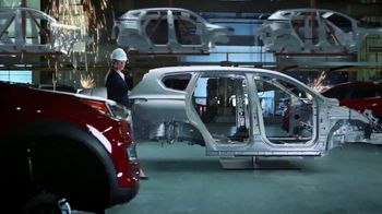 2018 Hyundai Tucson TV Spot, 'Built Right In' [T2]
