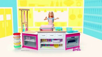 Barbie Ultimate Kitchen Playset TV Spot, 'You Can Be a Chef' - Thumbnail 1