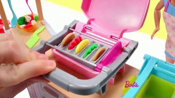 Barbie Ultimate Kitchen Playset TV Spot, 'You Can Be a Chef' - Thumbnail 3