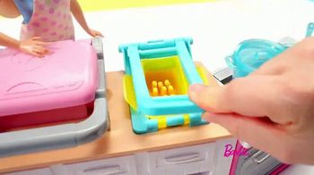 Barbie Ultimate Kitchen Playset TV Spot, 'You Can Be a Chef' - Thumbnail 4