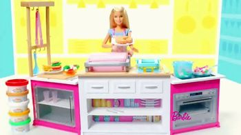 Barbie Ultimate Kitchen Playset TV Spot, 'You Can Be a Chef' - Thumbnail 6