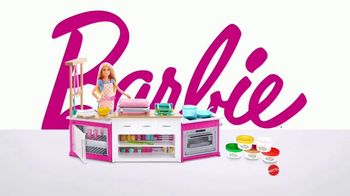 Barbie Ultimate Kitchen Playset TV Spot, 'You Can Be a Chef' - Thumbnail 7