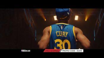 NBA Store TV Spot, 'Gear Up' Song by Greta Van Fleet - Thumbnail 8