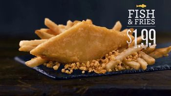 Long John Silver's Fish & Fries TV Spot, 'Take That'