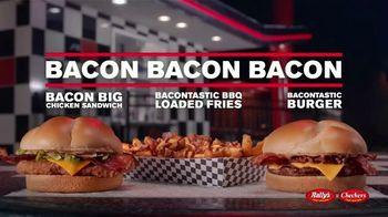 Checkers & Rally's TV Spot, 'The Festival of Bacon'