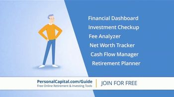 Personal Capital TV Spot, 'Free Investment Checkup' - Thumbnail 7