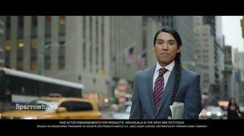 Nestle Crunch TV Spot, 'Sparrowhawk'
