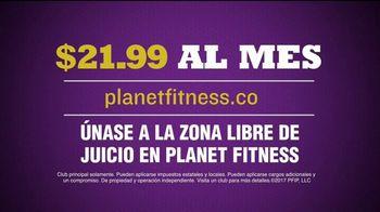 Planet Fitness Black Card Membership TV Spot, 'Todos los beneficios' [Spanish] - Thumbnail 6