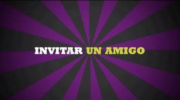 Planet Fitness Black Card Membership TV Spot, 'Todos los beneficios' [Spanish] - Thumbnail 4