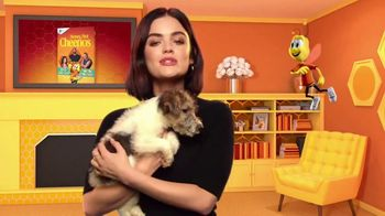 Honey Nut Cheerios Good Rewards TV Spot, 'Lucy Hale + ASPCA' - Thumbnail 4
