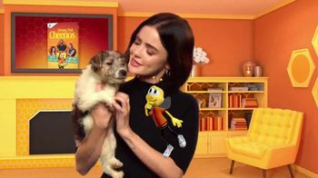 Honey Nut Cheerios Good Rewards TV Spot, 'Lucy Hale + ASPCA' - Thumbnail 5