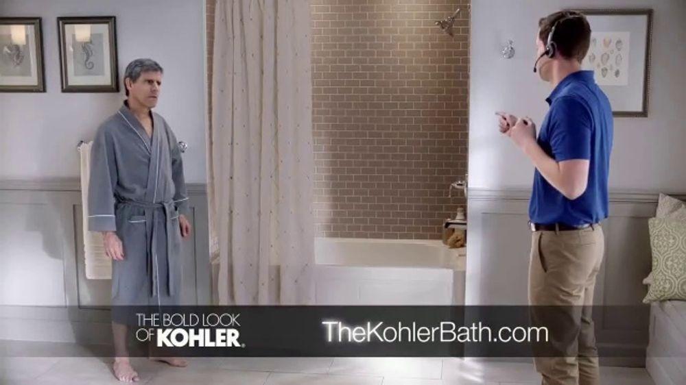 Kohler Walk-In Bath TV Commercial, 'Calling Kohler'