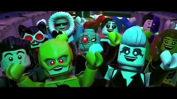 LEGO DC Super-Villains TV Spot, 'The World Needs a Villain' - 419 commercial airings