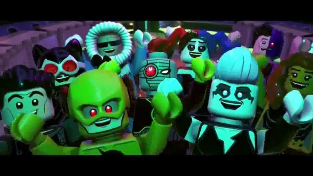 DC Super Villains TV Commercial, 'The World Needs a Villain'