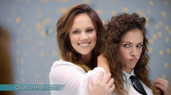 Ovation Hair Holiday Gift Set TV Spot, 'Look Your Best'