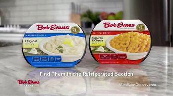 Bob Evans Mashed Potatoes TV Spot, 'Family Chef' - Thumbnail 8