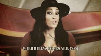 Wild Bill Wholesale TV Spot, 'Exotic Collectibles' Featuring Mandy Leon - 4 commercial airings