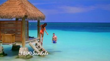 Sandals Resorts TV Spot, 'A First Time for Everything' - Thumbnail 3