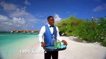 Sandals Resorts TV Spot, 'A First Time for Everything' - Thumbnail 4