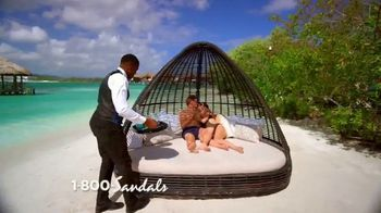 Sandals Resorts TV Spot, 'A First Time for Everything' - Thumbnail 5