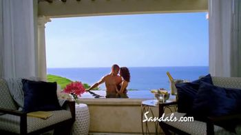 Sandals Resorts TV Spot, 'A First Time for Everything'