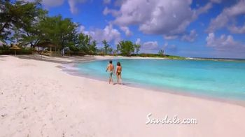 Sandals Resorts TV Spot, 'A First Time for Everything' - Thumbnail 9
