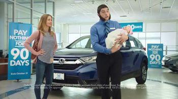 Honda Pay Nothing for 90 Days TV Spot, 'Magic Time Machines' [T2] - Thumbnail 10