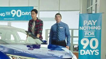 Honda Pay Nothing for 90 Days TV Spot, 'Magic Time Machines' [T2] - Thumbnail 8