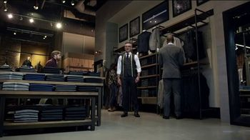 Men's Wearhouse Custom Suits TV Spot, 'Fabric That Speaks to You' Featuring Jesse Palmer - Thumbnail 1
