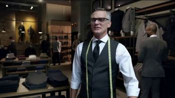 Men's Wearhouse Custom Suits TV Spot, 'Fabric That Speaks to You' Featuring Jesse Palmer - Thumbnail 2