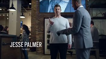 Men's Wearhouse Custom Suits TV Spot, 'Fabric That Speaks to You' Featuring Jesse Palmer - Thumbnail 3